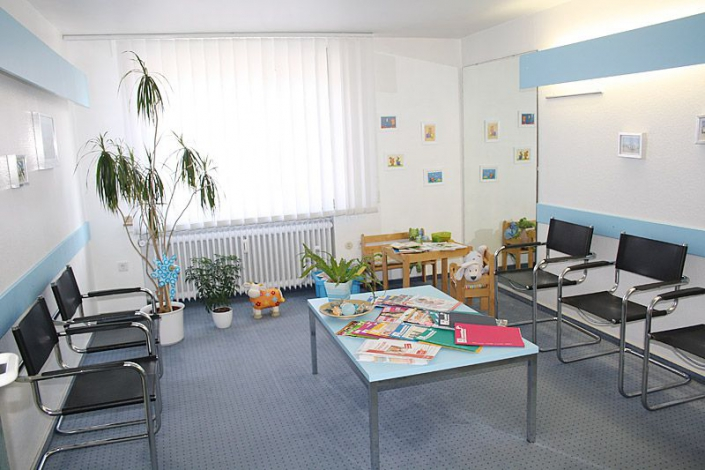 Zahnarzt Steffi Brand in Recklinghausen - Wartezimmer