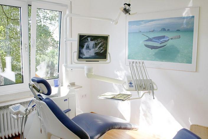 Zahnarzt Recklinghausen - Fühlen Sie sich gut aufgehoben in unseren Praxisräumen.